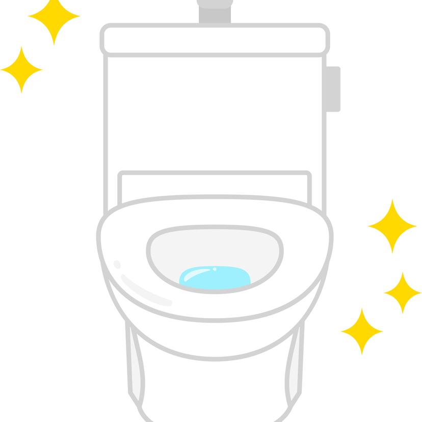 オキシクリーンを使ったトイレ掃除方法3つ!尿石・においを解消