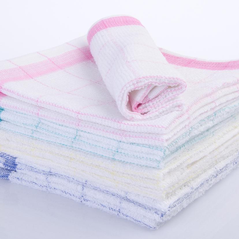 ふきんの洗い方4ステップ!毎日洗うべき?重曹を使う煮沸方法も