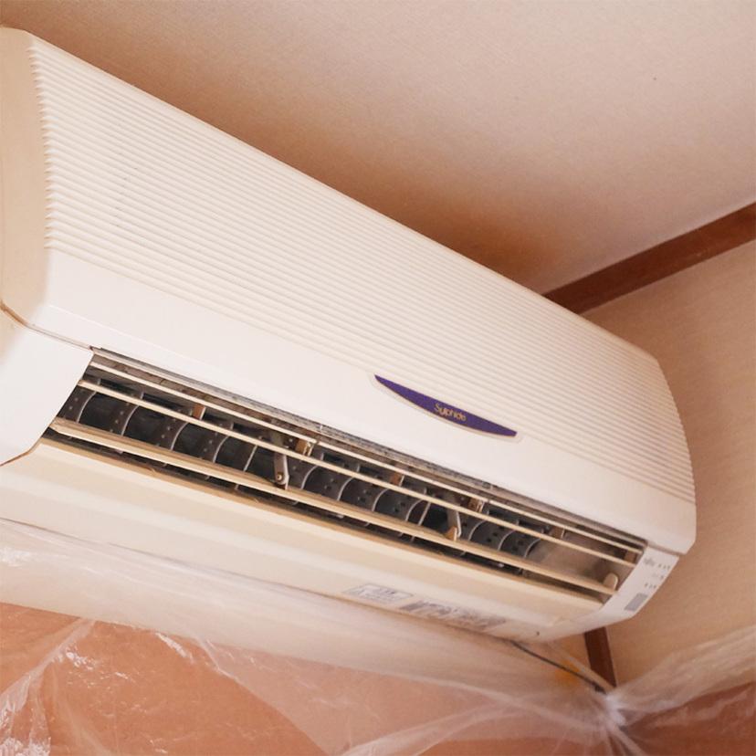 エアコンの臭いの原因と臭いを取る掃除方法9ステップ・対策【プロ監修】