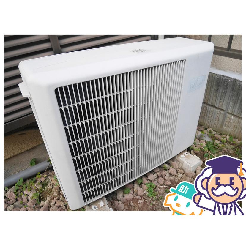 エアコン室外機を自分で掃除する方法4ステップ!時期・頻度は?必要?【プロ監修】