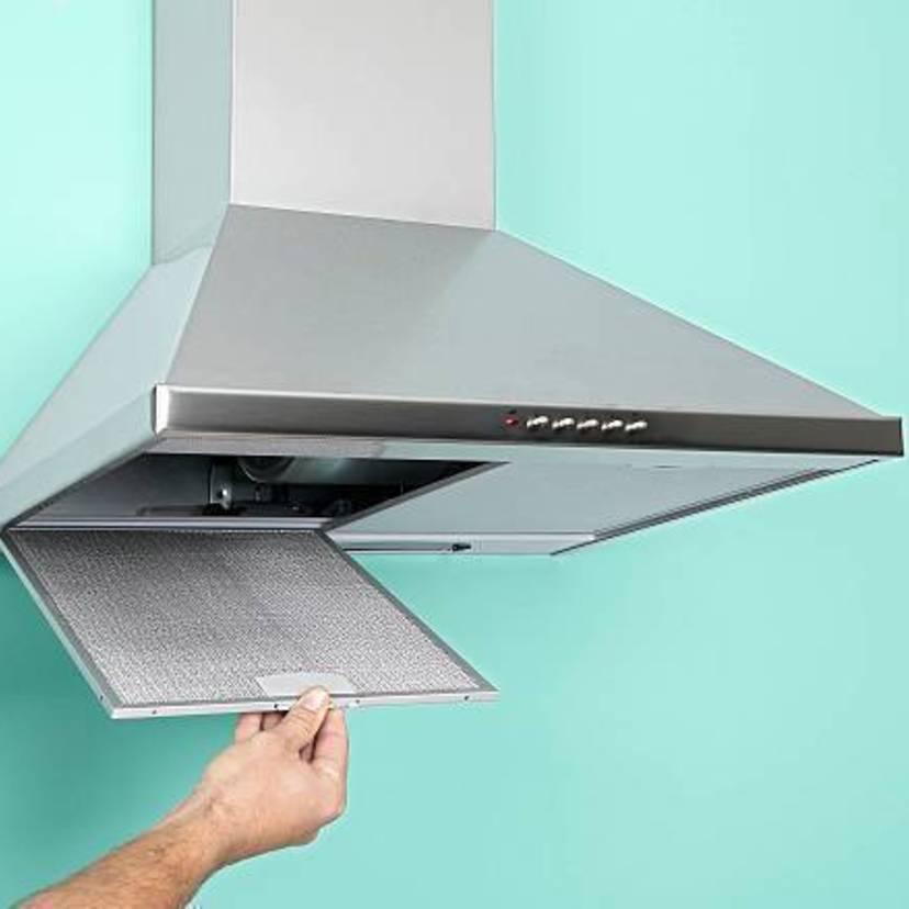 換気扇のフィルターを、簡単でキレイに掃除する5ステップ