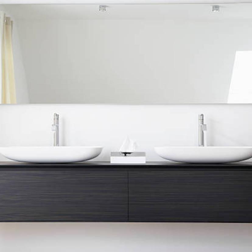 洗面台の水垢を取る5ステップ
