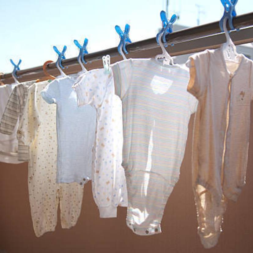 洗濯物が臭い?効果的な臭いの取り方7選