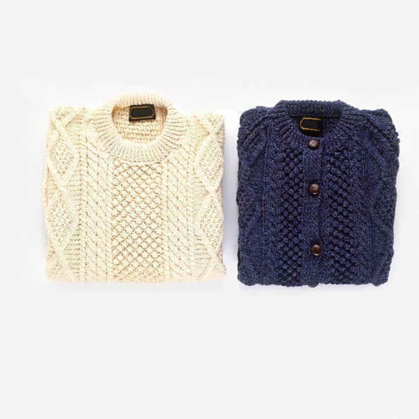 アクリルのセーターやマフラーが伸縮しない洗濯方法11ステップ