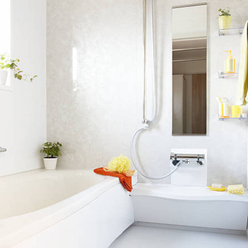 浴槽の水垢を取る方法7つ!ウロコ落としはクエン酸と重曹だけじゃない