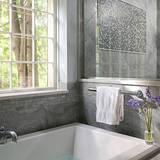 浴室の鏡は酸性の洗剤で!ウロコ状の水垢を落とす5ステップ