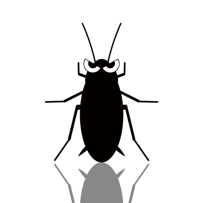 ゴキブリのふんの特徴と掃除方法6ステップ・注意点6つ【プロ監修】