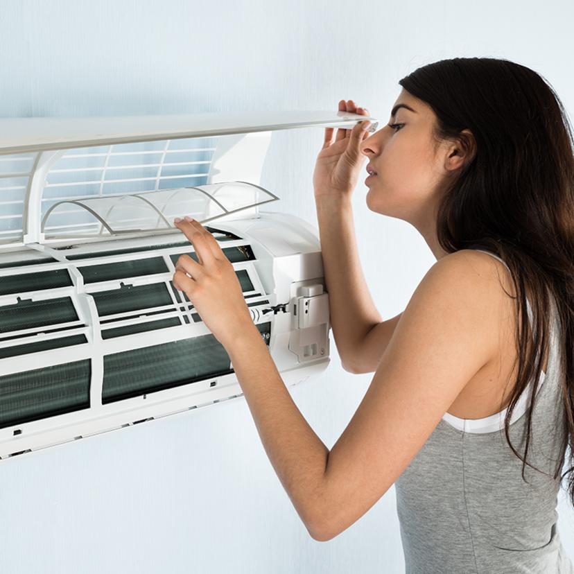 エアコン掃除を自分でする方法9ステップ!簡単分解できる?