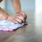 フローリング床の簡単で楽な水拭き掃除方法!頻度は毎日?
