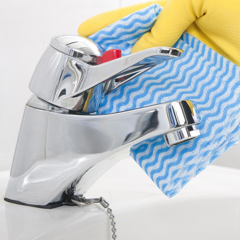 蛇口の掃除方法4ステップ!吐水口・石灰化は?道具・洗剤・頻度は?