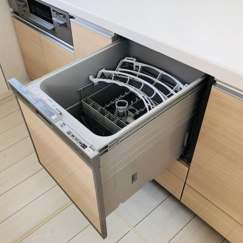 食洗機の掃除方法5ステップ!セスキ・オキシクリーン・重曹は使える?