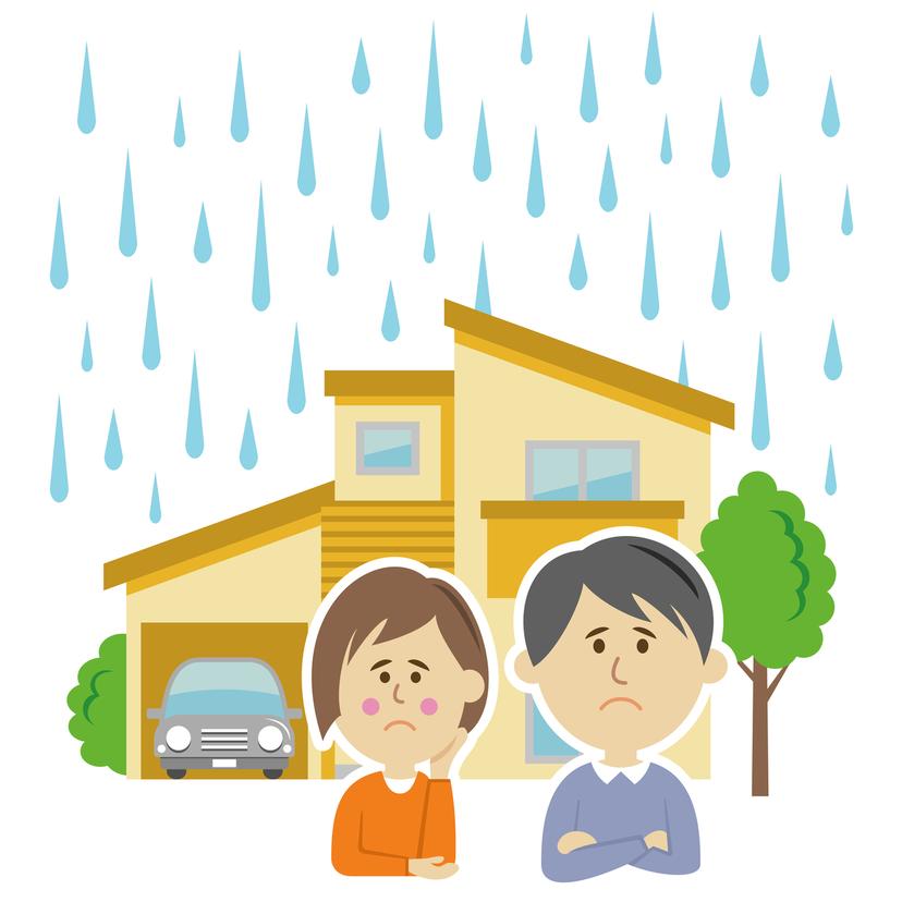雨漏りの応急処置方法!場所別に詳しくご紹介します【プロ監修】