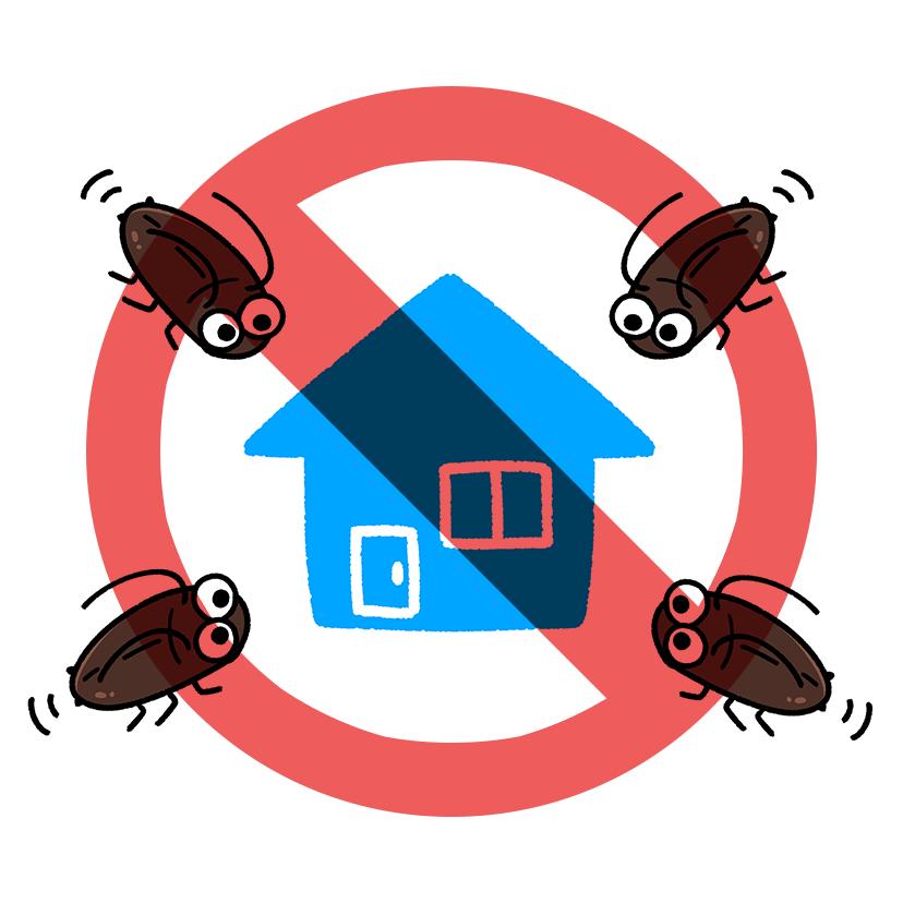 ゴキブリを寄せ付けない方法8個!玄関・屋外、おすすめグッズ15選も