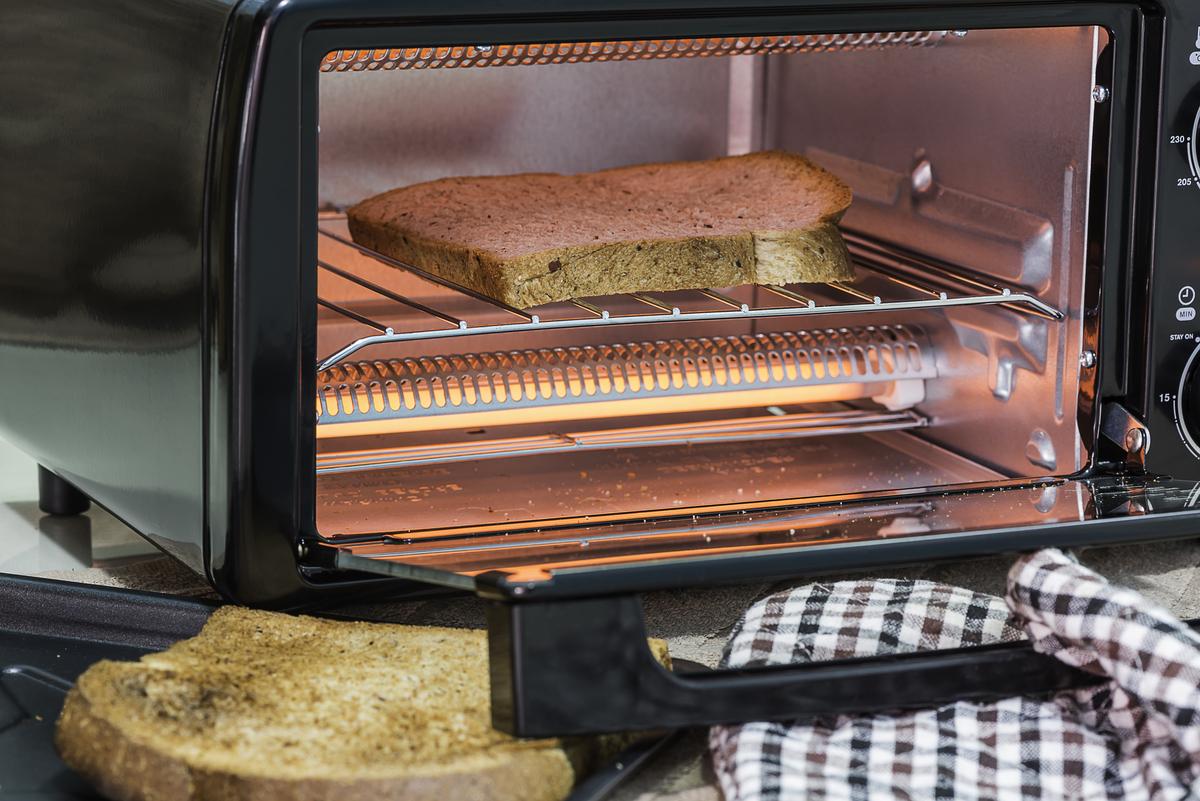 トースター 掃除 オーブン